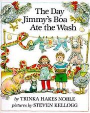 The Day Jimmy's Boa Ate the Wash por Trinka…