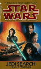Jedi Search by Kevin Anderson