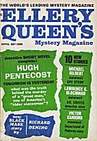 Ellery Queen's Mystery Magazine April 1965…