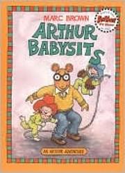 Arthur Babysits (Marc Brown's Arthur…