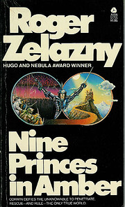 Nine Princes In Amber – tekijä: Roger…