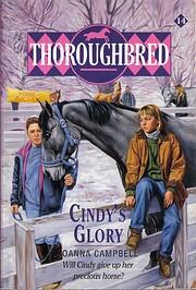 Cindy og Glory af Joanna Campbell