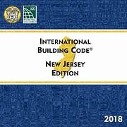 2018 International Building Code, New Jersey…