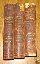 Cyclopaedia of Universal History: 4 Volume…