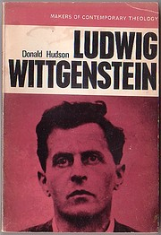Ludwig Wittgenstein: The Bearing of His…