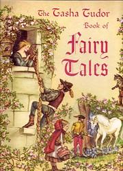 The Tasha Tudor book of fairy tales –…