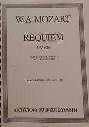 Requiem, KV 626 av Wolfgang Amadeus Mozart
