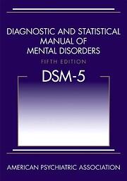 Diagnostic and Statistical Manual of Mental…