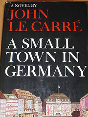A small town in Germany af John Le Carré