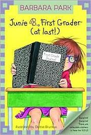 Junie B., First Grader: (at last!) af…