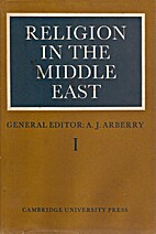 Religion in the Middle East: Three Religions…