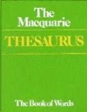 Macquarie Budget Thesaurus: A - Z of…