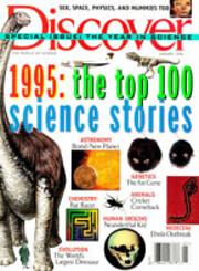 1995 Genetics: Bacterium Tells All, Human…