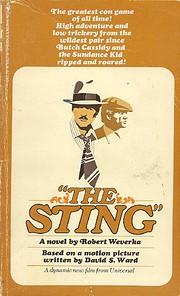 The Sting – tekijä: Robert Weverka