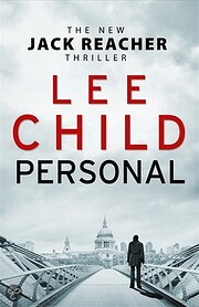 Personal: A Jack Reacher Novel, Cover may…