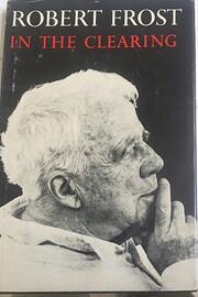 In the clearing de Robert Frost