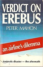 Verdict on Erebus by Peter Mahon