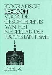 Biografisch lexicon voor de geschiedenis van…