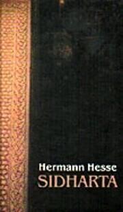 Sidharta: indiška poema por Hermann Hesse
