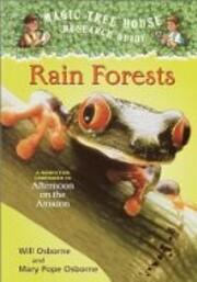 Rain forests: A nonfiction companion to…