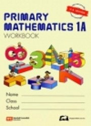 Primary Mathematics 1A Workbook (Singapore…