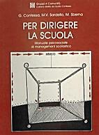 PER DIRIGERE LA SCUOLA by M.Sberna…