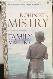 Family Matters B *India* por Rohinton Mistry