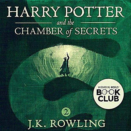 Harry Potter and the Chamber of Secrets - J.K. Rowling, Stephen Fry