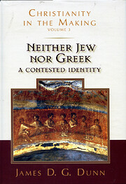 Neither Jew nor Greek : a contested identity…