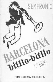 Barcelona bitllo-bitllo por Sempronio,