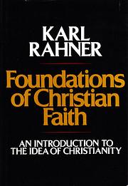 Foundations of Christian faith : an…
