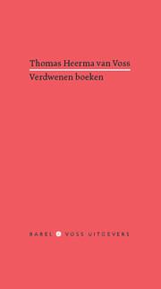 Verdwenen boeken – tekijä: Thomas Heerma…