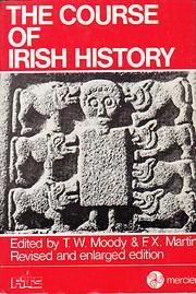 The Course of Irish History de T. W. Moody