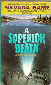 A Superior Death (An Anna Pigeon Novel) de…