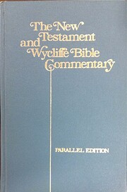 The New Testament and Wycliffe Bible…