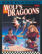 Wolf's Dragoons (Battletech) by Anthony…
