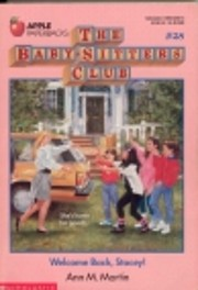 Welcome Back, Stacey (Baby-Sitters Club, 28)…