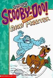 Snow Monster (Scooby-Doo Mysteries) de James…