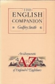 The English Companion: An Idiosyncratic A-Z…
