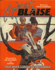 Modesty Blaise: The Warlords of Phoenix de…