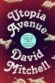 Utopia Avenue af David Mitchell