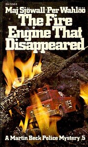The Fire Engine That Disappeared (Martin…