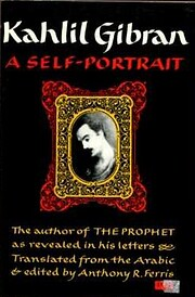 Kahlil Gibran, a self-portrait av Kahlil…