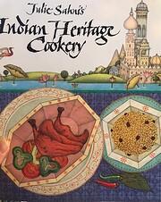 Indian Heritage Cookery de Julie Sahni
