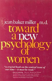 Toward a New Psychology of Women by Jean…
