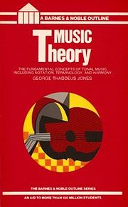Music Theory (Barnes & Noble college outline…