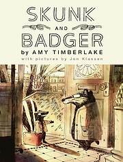 Skunk and Badger (Skunk and Badger 1) de Amy…