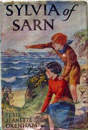Sylvia of Sarn de E J Oxenham