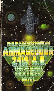 Armageddon 2419 Ad de Philip Nowlan