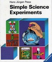 Simple Science Experiments (Ravensburger)…